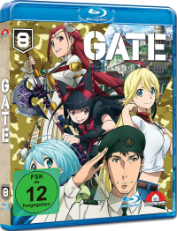 Gate - Vol.8/8 [Blu-ray]