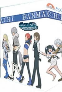 DanMachi: Is It Wrong to Try to Pick Up Girls in a Dungeon? - Familia Myth: Gesamtausgabe - Limited Special Edition [Blu-ray]
