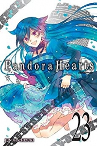 Pandora Hearts - Vol.23: Kindle Edition