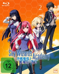 Sky Wizards Academy - Vol.2/2 [Blu-ray]