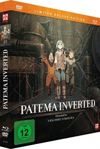 Patema Inverted - Limited Collector's Edition [Blu-ray+DVD]