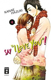 "Say ""I Love You""! - Bd.04: Kindle Edition"