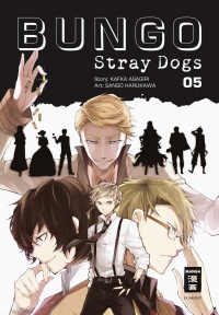 Bungo Stray Dogs - Bd.05