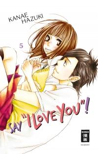 "Say ""I Love You""! - Bd.05"