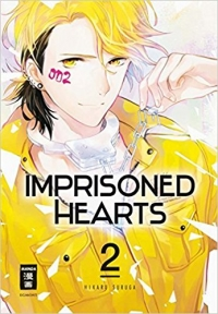 Imprisoned Hearts - Bd.02