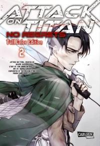 Attack on Titan: No Regrets  - Full Color Edition: Bd.02