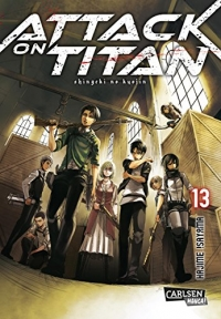 Attack on Titan - Bd.13: Kindle Edition