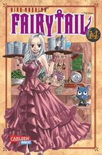 Fairy Tail - Bd. 14: Kindle Edition