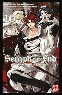 Seraph of the End: Vampire Reign - Bd.10: Kindle Edition