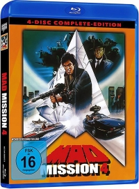 Mad Mission 4 (Uncut) [Blu-ray+DVD]