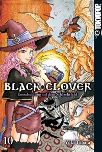 Black Clover - Bd.10: Kindle Edition