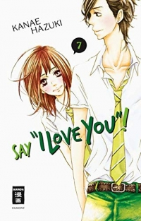 "Say ""I Love You""! - Bd.07"