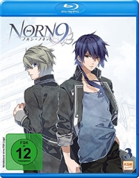 Norn9 - Vol.3/3 [Blu-ray]