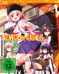 School-Live! - Vol.1/3 [Blu-ray]