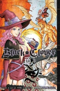 Black Clover - Vol.10