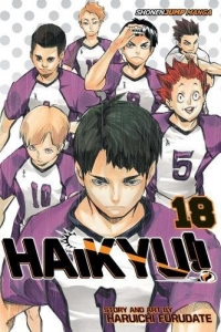 Haikyu!! - Vol.18