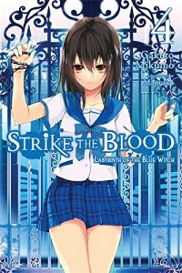 Strike the Blood - Vol. 04: Labyrinth of the Blue Witch