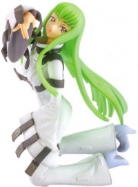 Code Geass: Lelouch of the Rebellion - Figur: C.C.