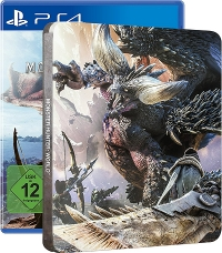 Monster Hunter: World - Steelbook Edition [PS4]