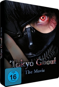 Tokyo Ghoul: The Movie - Limited Steelbook Edition [Blu-ray]