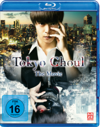 Tokyo Ghoul: The Movie [Blu-ray]