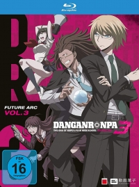 Danganronpa 3: Future Arc - Vol.3/3 [Blu-ray]