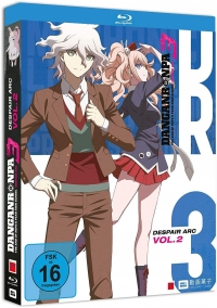 Danganronpa 3: Despair Arc - Vol.2/3 [Blu-ray]