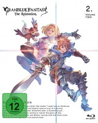 Granblue Fantasy: The Animation - Vol. 2/2 [Blu-ray] + OVA