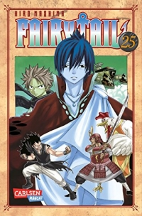 Fairy Tail - Bd.25: Kindle Edition