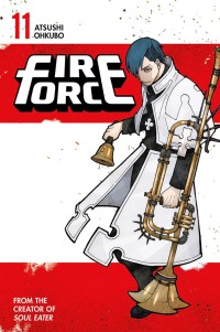 Fire Force - Vol.11