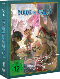 Made in Abyss - Vol.2/2: Limited Collector's Edition [Blu-ray]