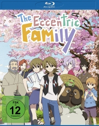 The Eccentric Family - Vol. 2/2 [Blu-ray]