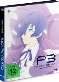 Persona 3: The Movie 4 - Winter of Rebirth [Blu-ray]