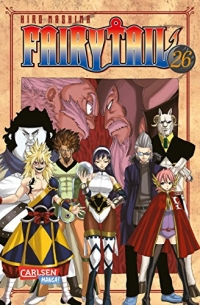 Fairy Tail - Bd. 26: Kindle Edition