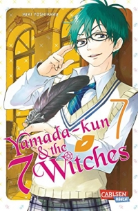 Yamada-kun & the 7 Witches - Bd.07: Kindle Edition