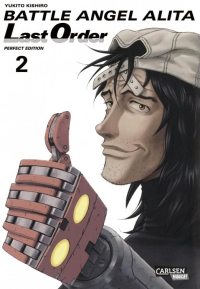 Battle Angel Alita: Last Order - Bd.02: Perfect Edition