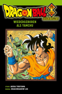 Dragon Ball Side Stories: Yamchu
