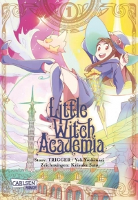 Little Witch Academia - Bd.01