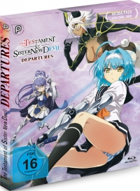 The Testament of Sister New Devil: Departures [Blu-ray]