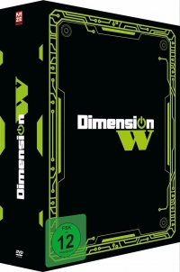 Dimension W - Vol.1/3: Limited Edition + Sammelschuber