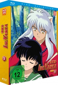 InuYasha - Box 5/7 [Blu-ray]