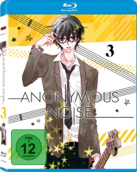 Anonymous Noise - Vol.3/3 [Blu-ray]