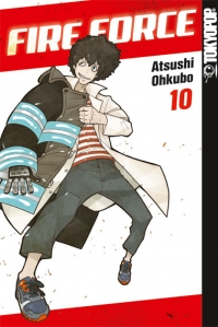 Fire Force - Bd.10
