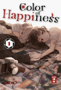 Color of Happiness - Bd.01