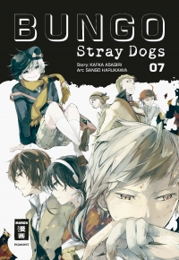 Bungo Stray Dogs - Bd.07