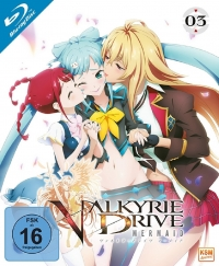 Valkyrie Drive: Mermaid - Vol. 3/3 [Blu-ray]
