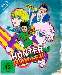 Hunter x Hunter - Vol.01/13 [Blu-ray]