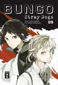 Bungo Stray Dogs - Bd.09
