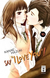 "Say ""I love you""! - Bd.10"