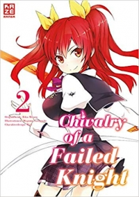 Chivalry of a Failed Knight - Bd.02
